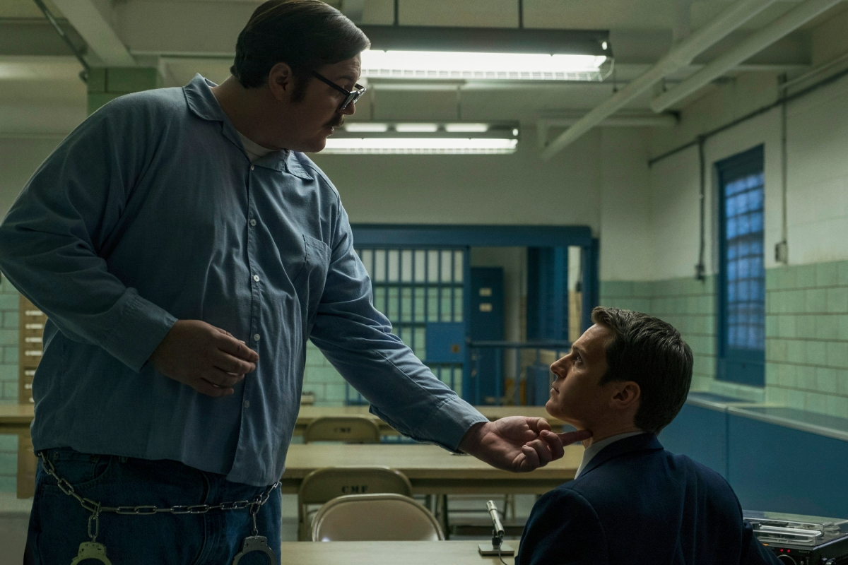 'Mindhunter': The David Fincher Look is All About Power andControl