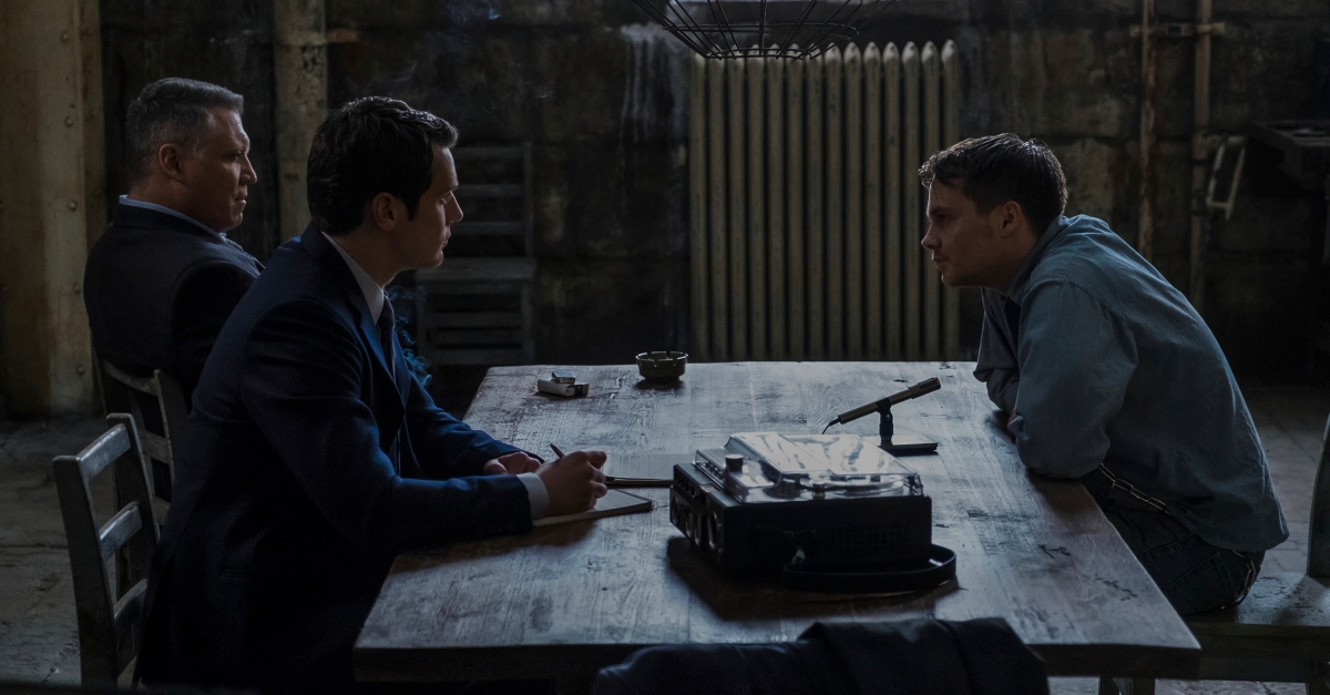 New MINDHUNTER Production Stills