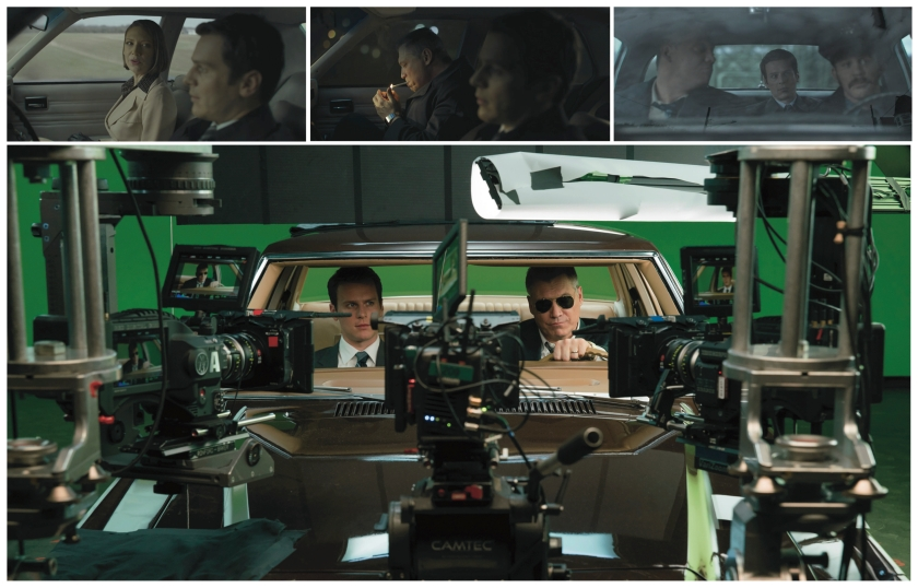 Mindhunter - Green Screen Car Scenes