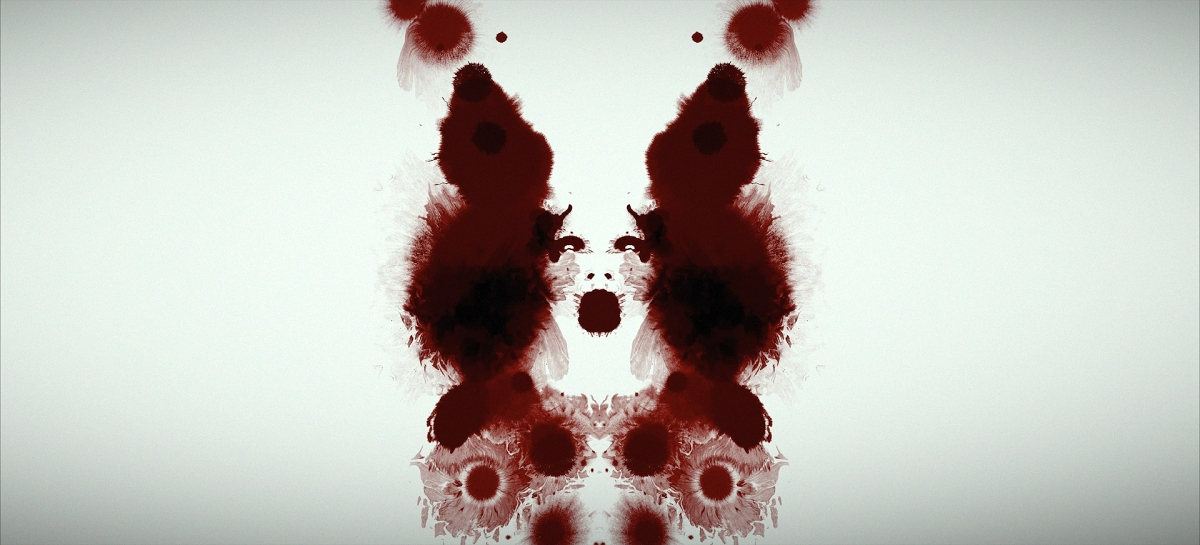 Why You See a Face in the Bloody 'Mindhunter' Inkblot