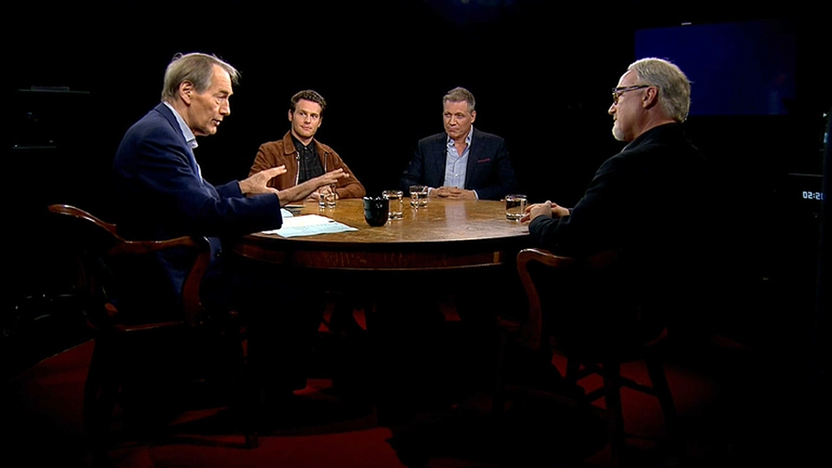 Charlie Rose: 'MINDHUNTER'