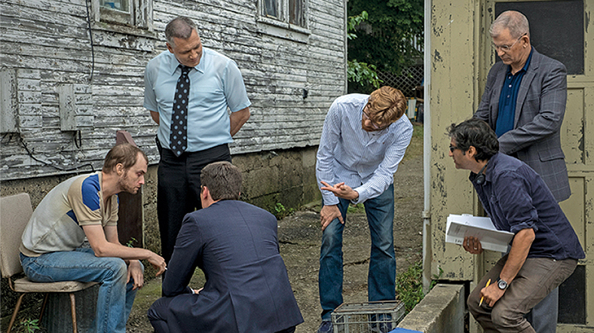 'Mindhunter' DP Recounts Rise From 'Gone Girl' Gaffer to Cinematographer on Netflix Series