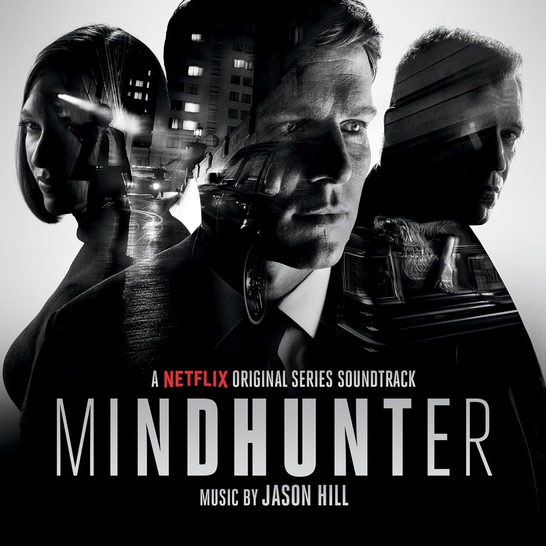 MINDHUNTER Soundtrack CD out on December 15