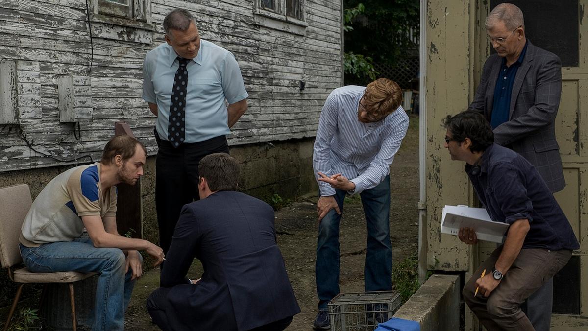 DP Erik Messerschmidt on Shooting Netflix's Mindhunter with a Custom RedXenomorph