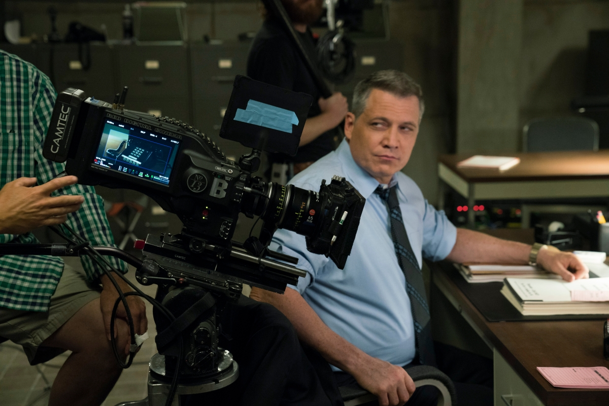 DP Erik Messerschmidt on Shooting Netflix's Mindhunter with a Custom Red Xenomorph