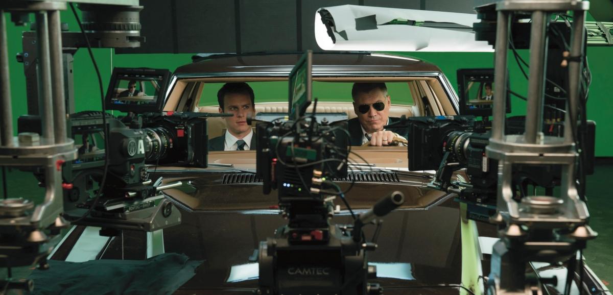 How Mindhunter filmed using a customisedcamera