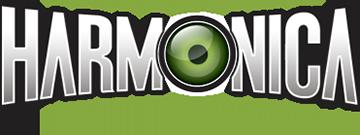 Harmonica Cinema - Logo