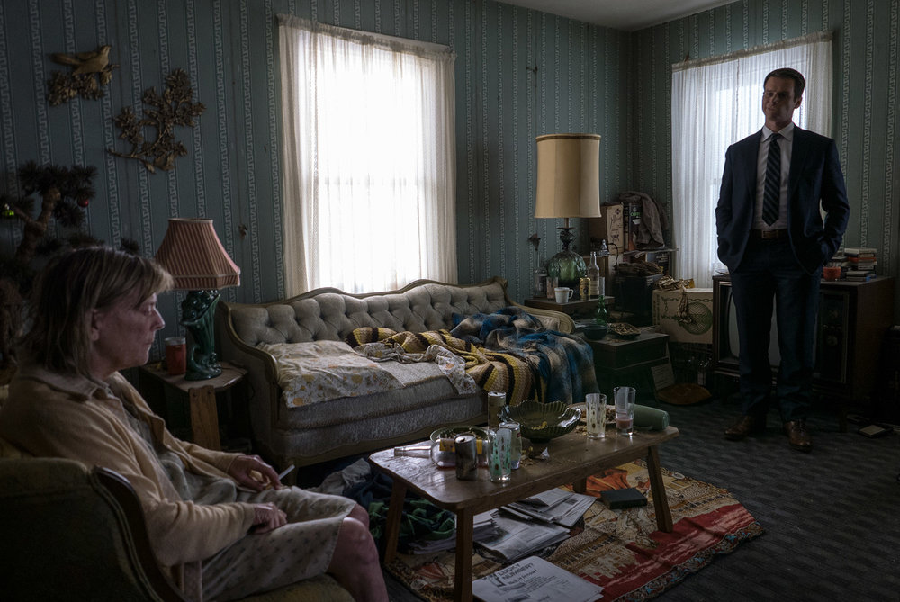 Interiors. Dwight's House