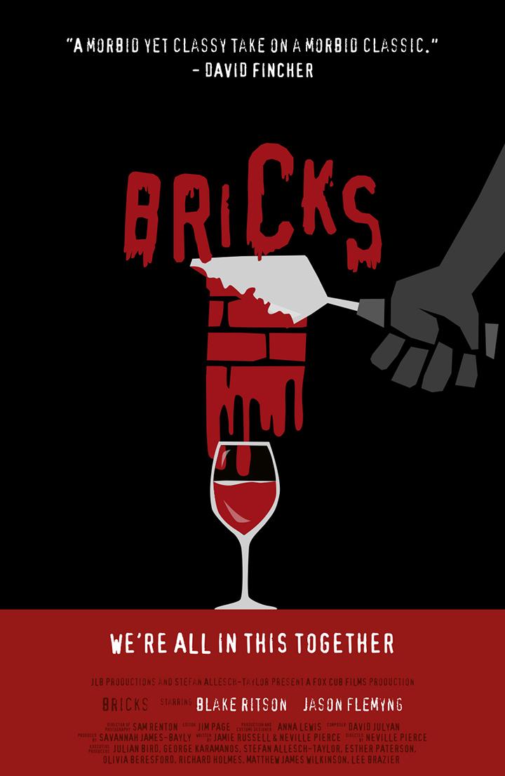 2015. Neville Pierce - Bricks[Ed.]