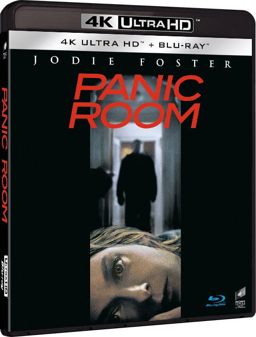 2018. Panic Room - 4K Ultra HD Blu-Ray. Nordic cover