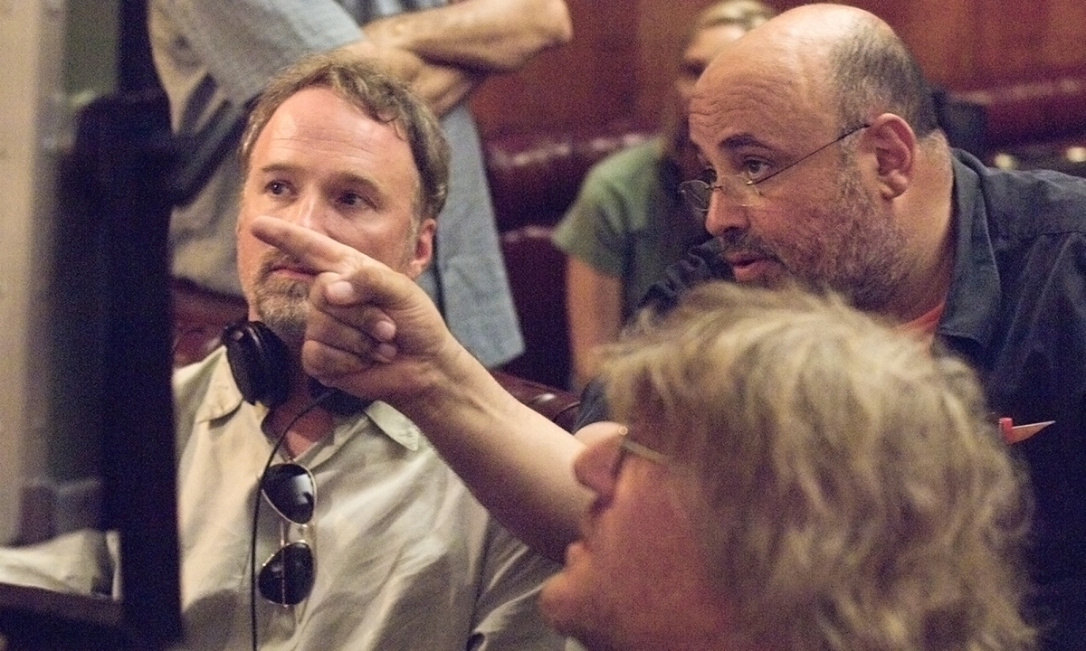Harris Savides, ASC and director David Fincher plumb the depths of human obsession