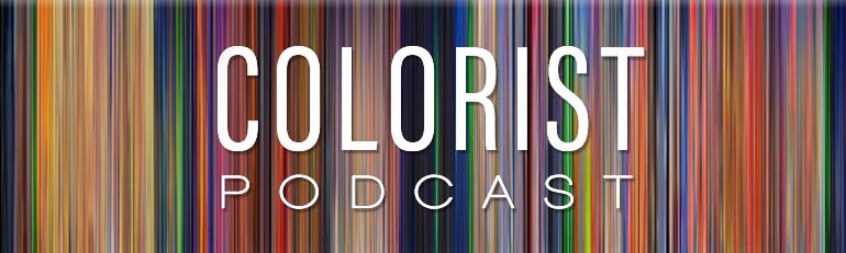 2018-01-16 Colorist Podcast - Episode 20. Ian Vertovec
