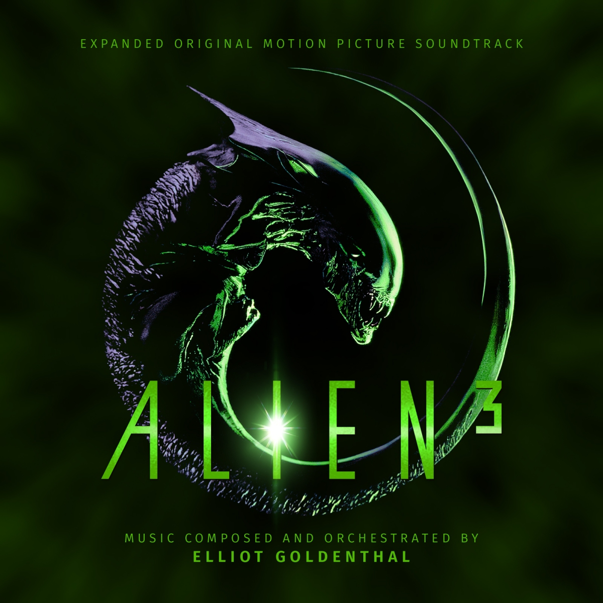 Alien 3. Expanded Original Motion Picture Soundtrack (Limited Edition 2-CD Set)