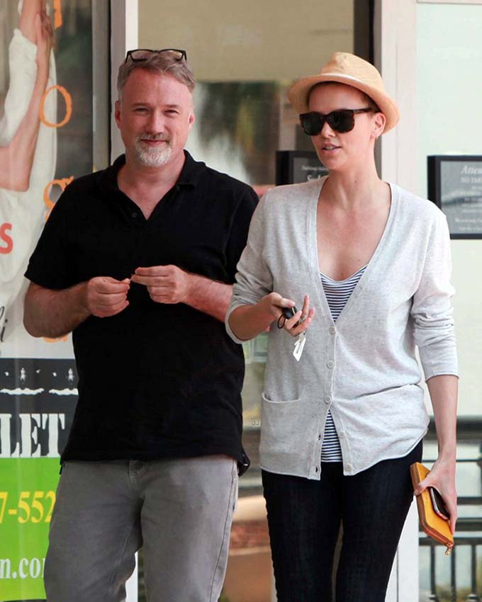 Charlize Theron craves Sushi