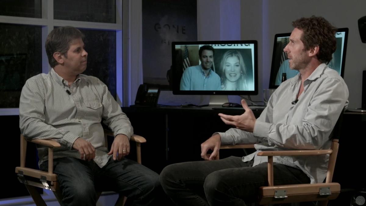 Editors on Editing: Kirk Baxter, ACE talks GONEGIRL