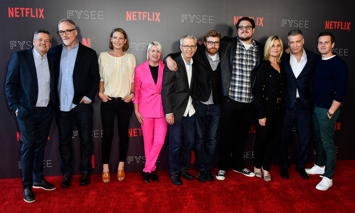 MINDHUNTER: ATAS/Netflix FYSEE panel highlights