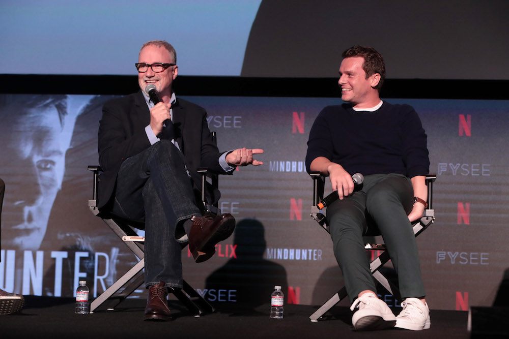 Netflix FYSEE MINDHUNTER Panel, Los Angeles, CA, USA - 1 June 2018