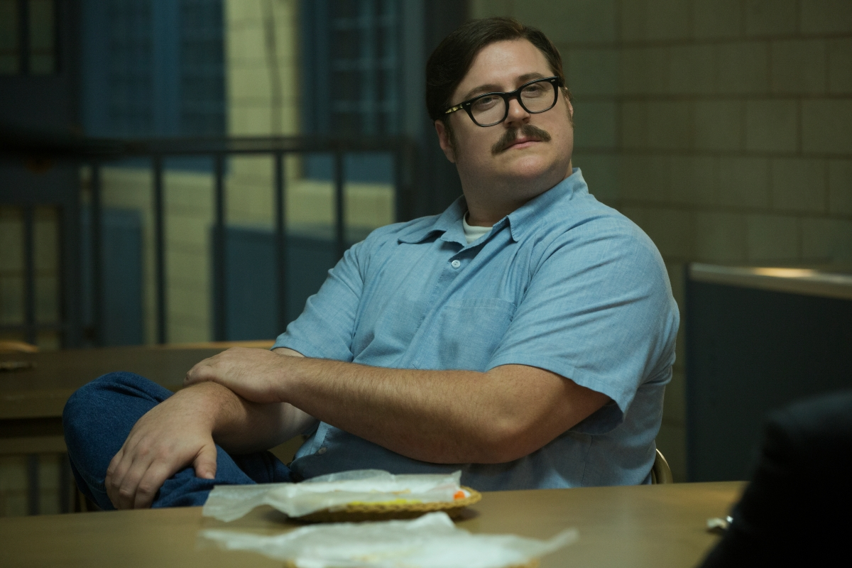In Conversation with Mindhunter's Cameron Britton