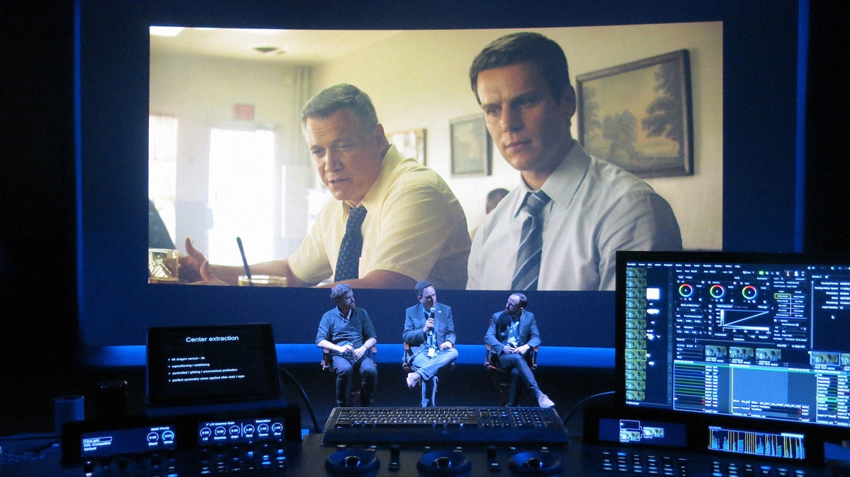 Color Grading Netflix's Mindhunter