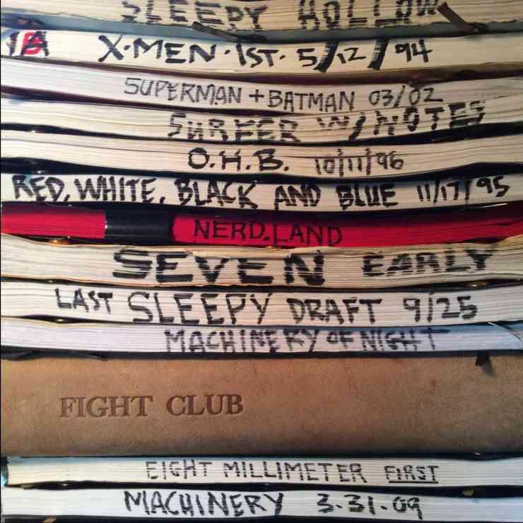 1992 Andrew Kevin Walker - Se7en. First Draft (andrewkevinwalker.com)