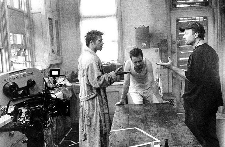 1999. Fight Club
