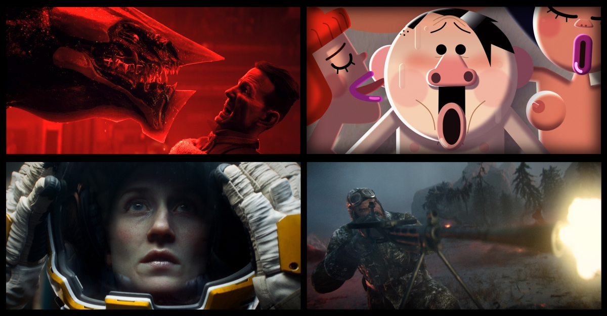 LOVE DEATH + ROBOTS: Official Trailer, Poster & Release Date
