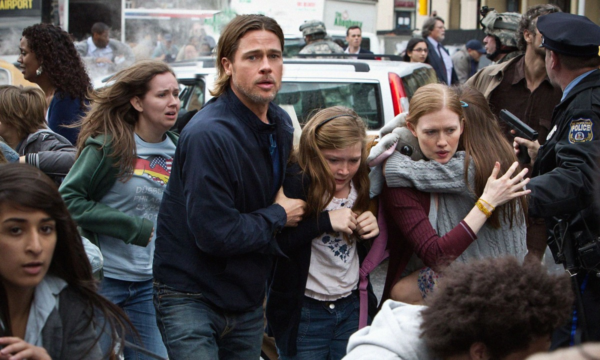 Paramount Pulls The Plug On David Fincher's 'World War Z' Sequel