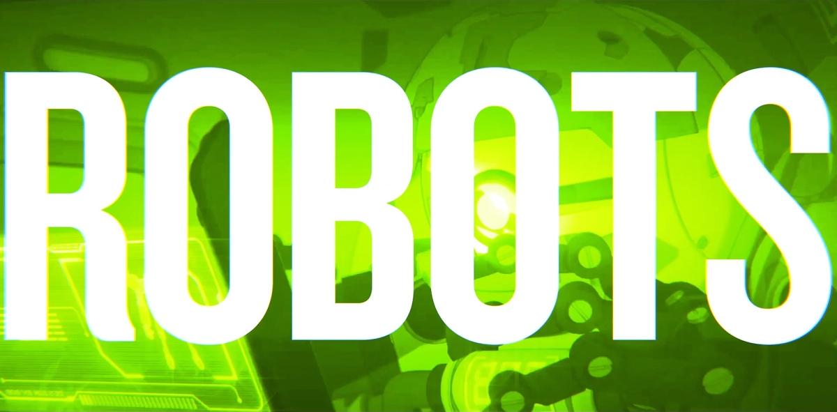 LOVE DEATH + ROBOTS. 🤖Trailer