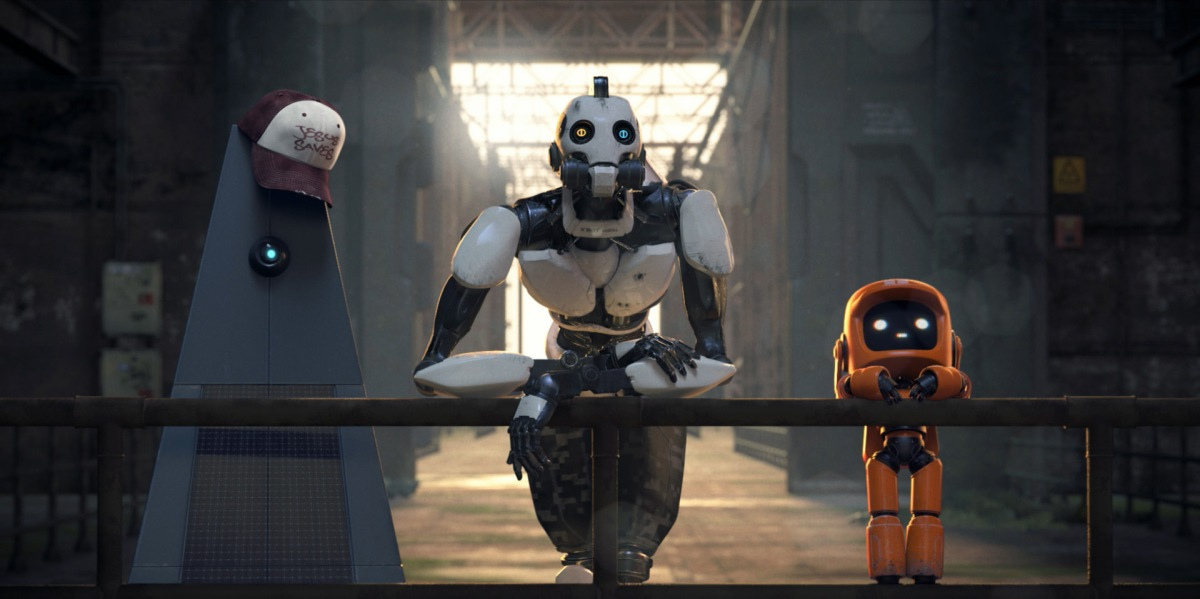 Love, Death & Robots: Tim Miller (Executive Producer) & Jerome Denjean (VFXSupervisor)