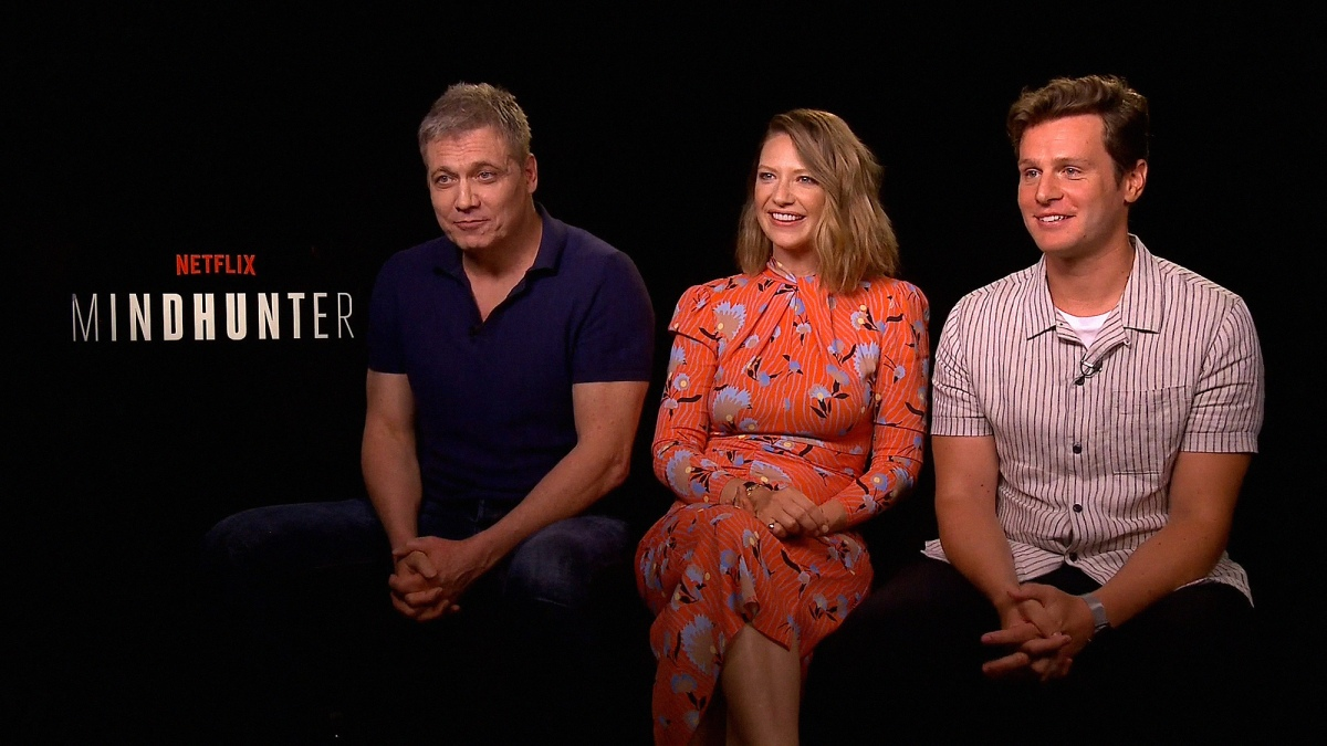 MINDHUNTER. Season 2 – Interviews with theCast