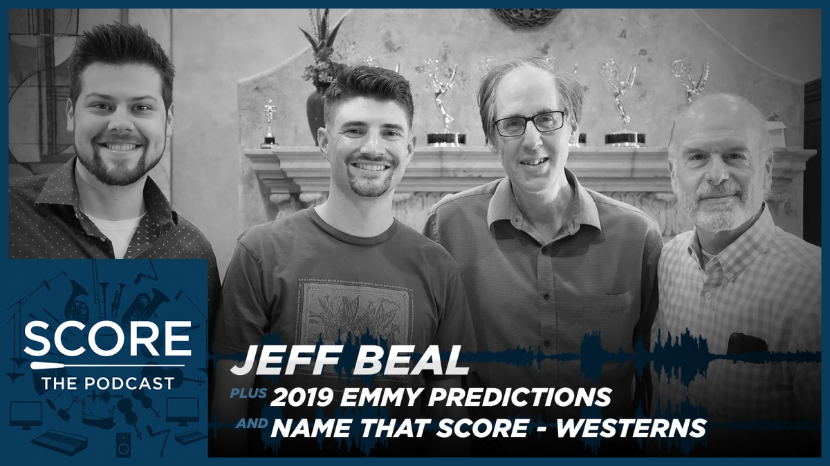Score: The Podcast. Jeff Beal