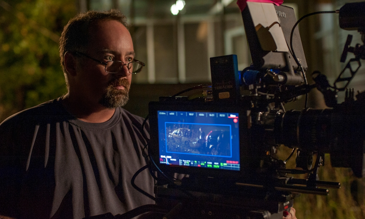 It's in his blood! Jeff Cronenweth, ASC Tells His Story
