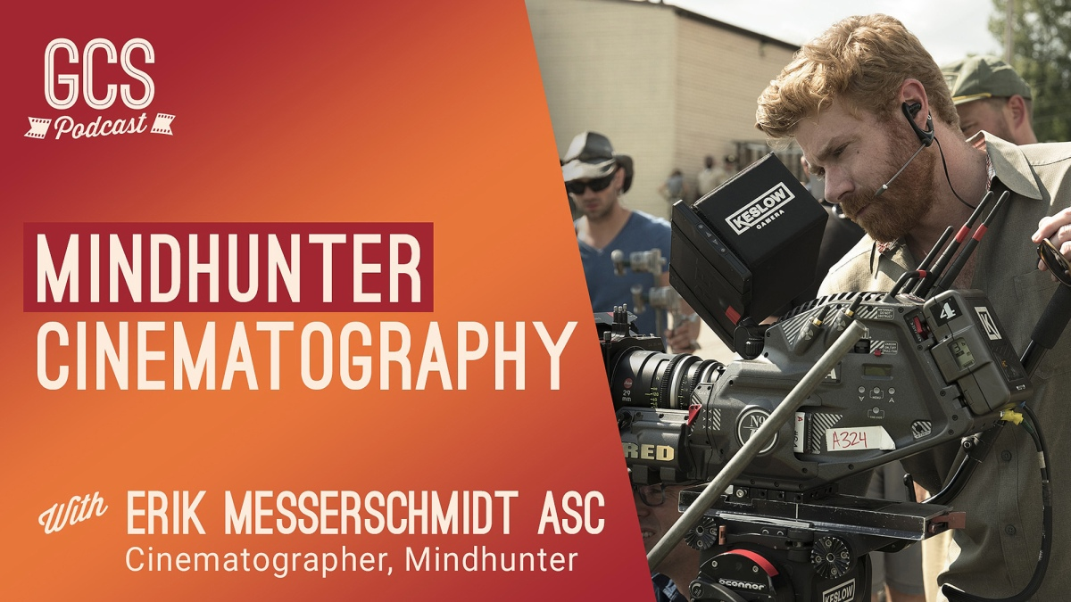 David Fincher's Mindhunter Cinematography with Erik Messerschmidt ASC