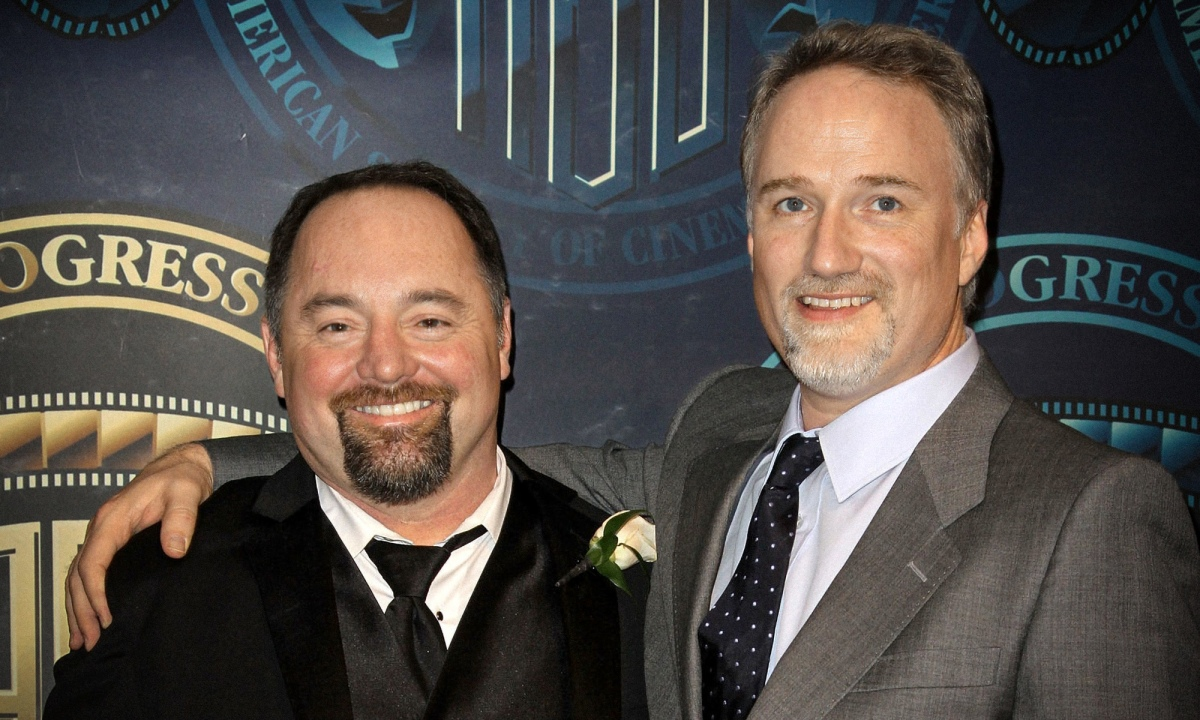 David Fincher's Longtime DP Jeff Cronenweth Has Advice, Insight, andStories