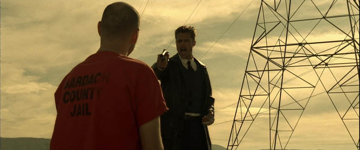 All Hell Broke Loose: David Fincher's Se7en And The Medieval MoralityPlay