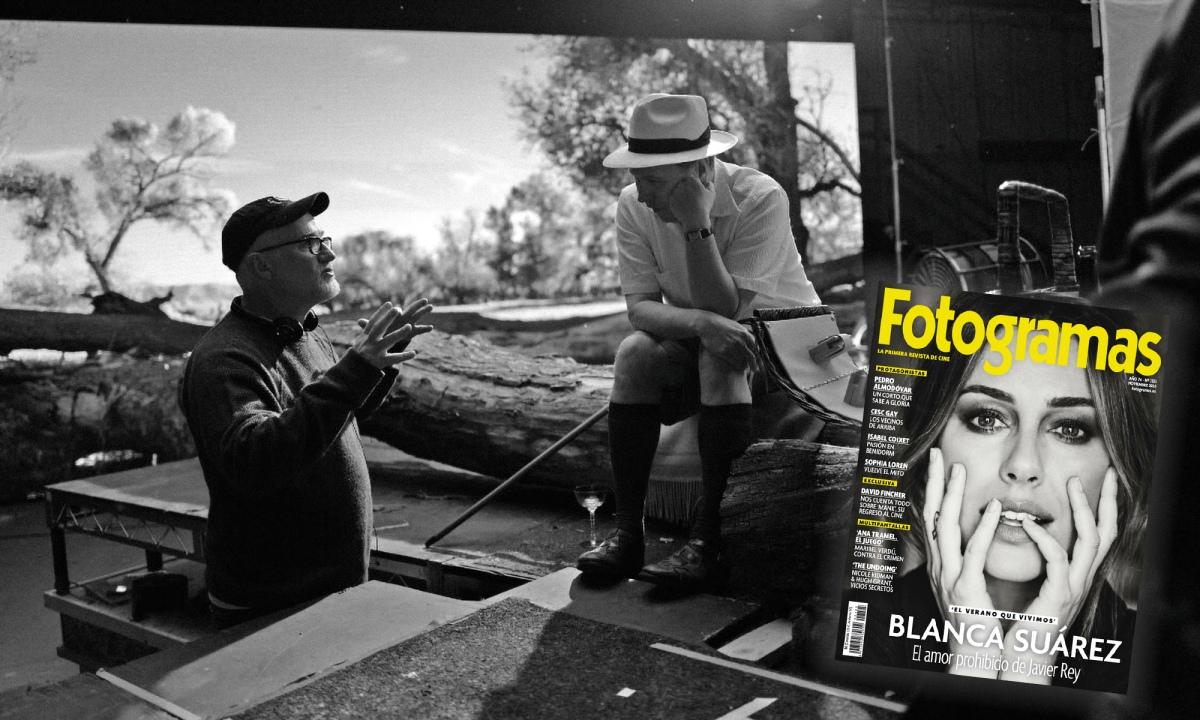 Fotogramas: Ciudadano Fincher