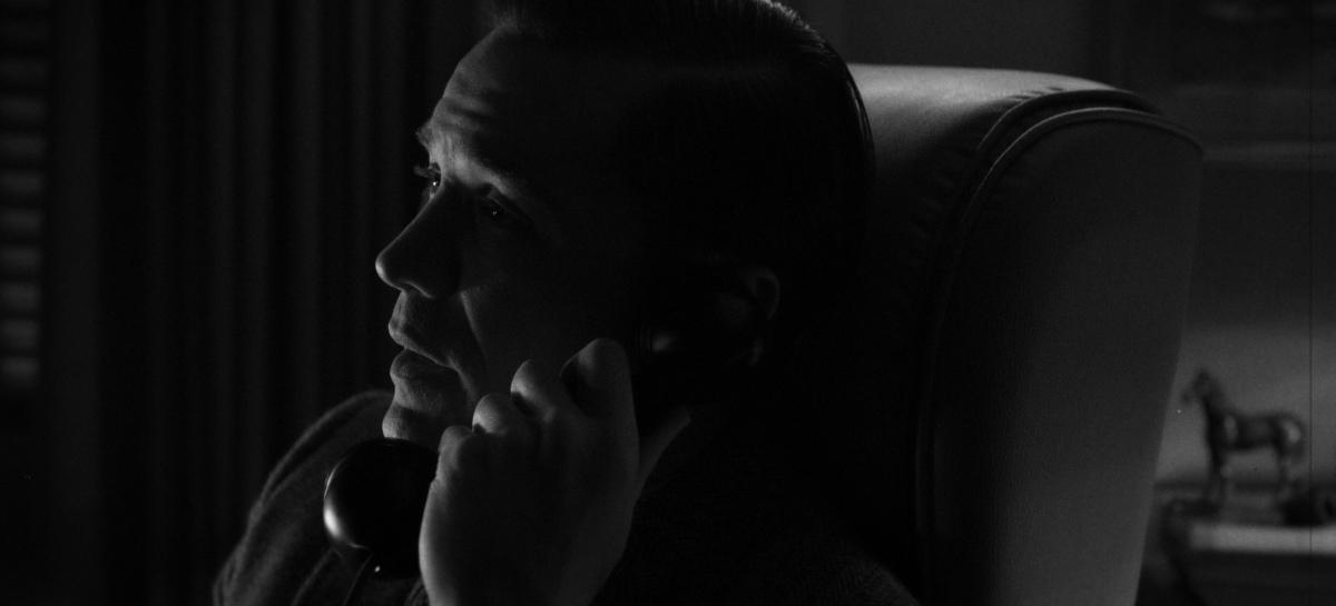 Mank: Interviews. TomPelphrey