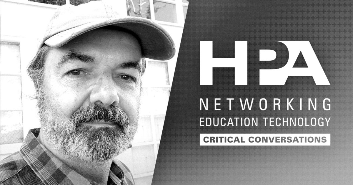 HPA NET Critical Conversations with Peter Mavromates