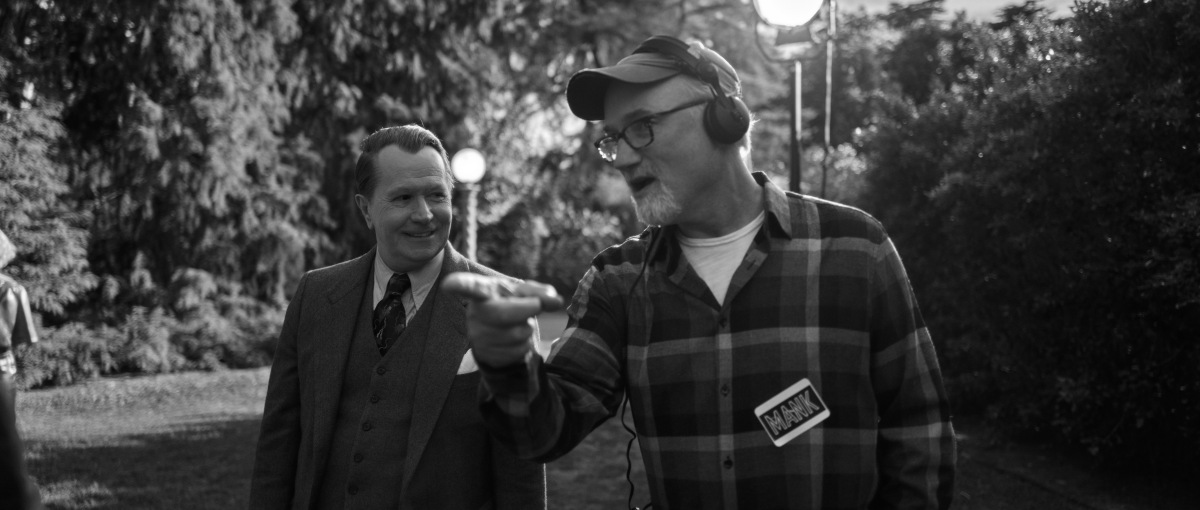 David Fincher on 'Mank': ' I Don't Want Sympathy for Mankiewicz, I Want Empathy'