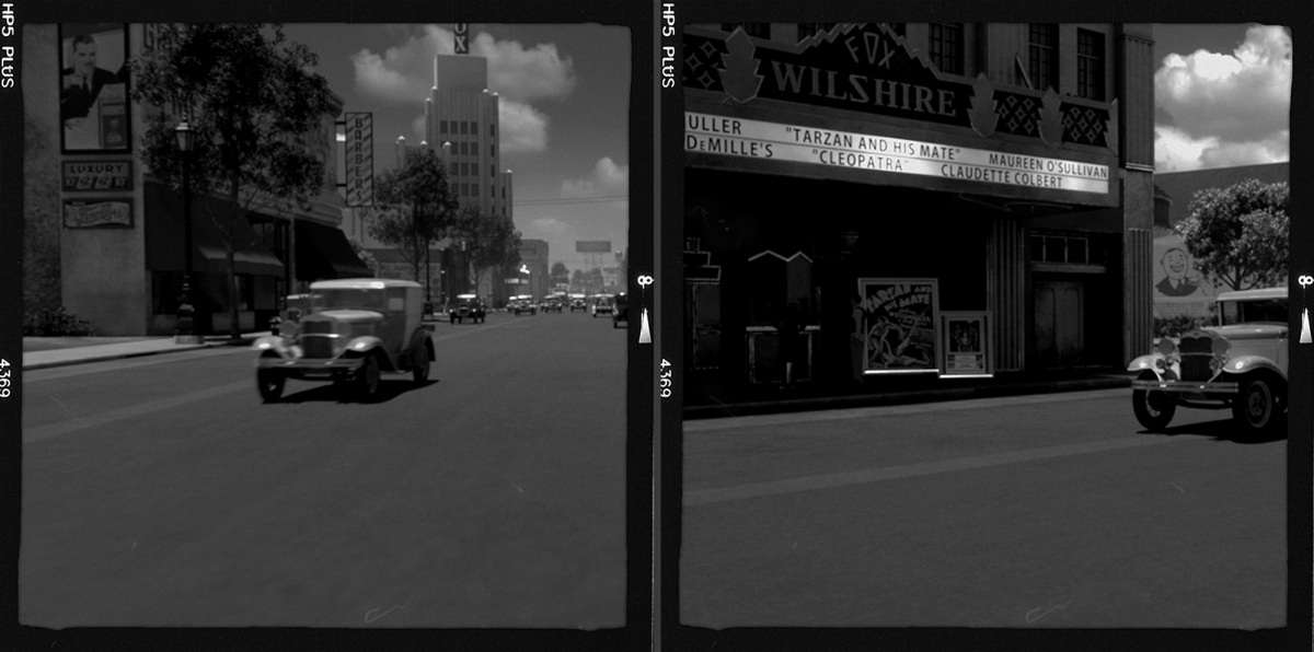 How Territory Studio recreated 1930's Hollywood for Fincher'sMank
