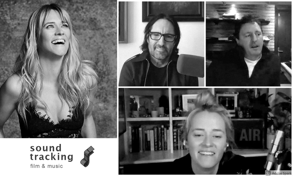 Soundtracking with Edith Bowman: Trent Reznor & Atticus Ross On Mank, Soul, and OtherThings!