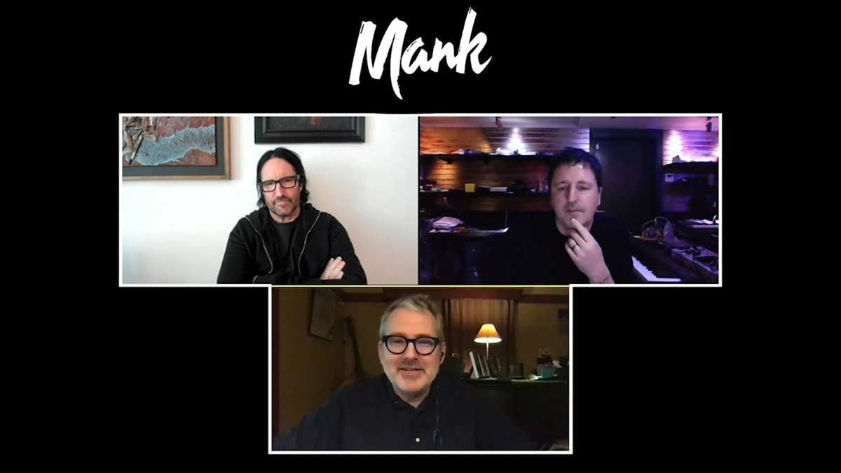 The Music of Mank. Conversation with Trent Reznor and Atticus Ross