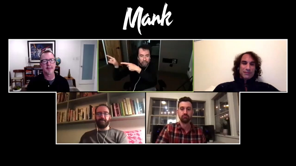 Mank: Behind theSound