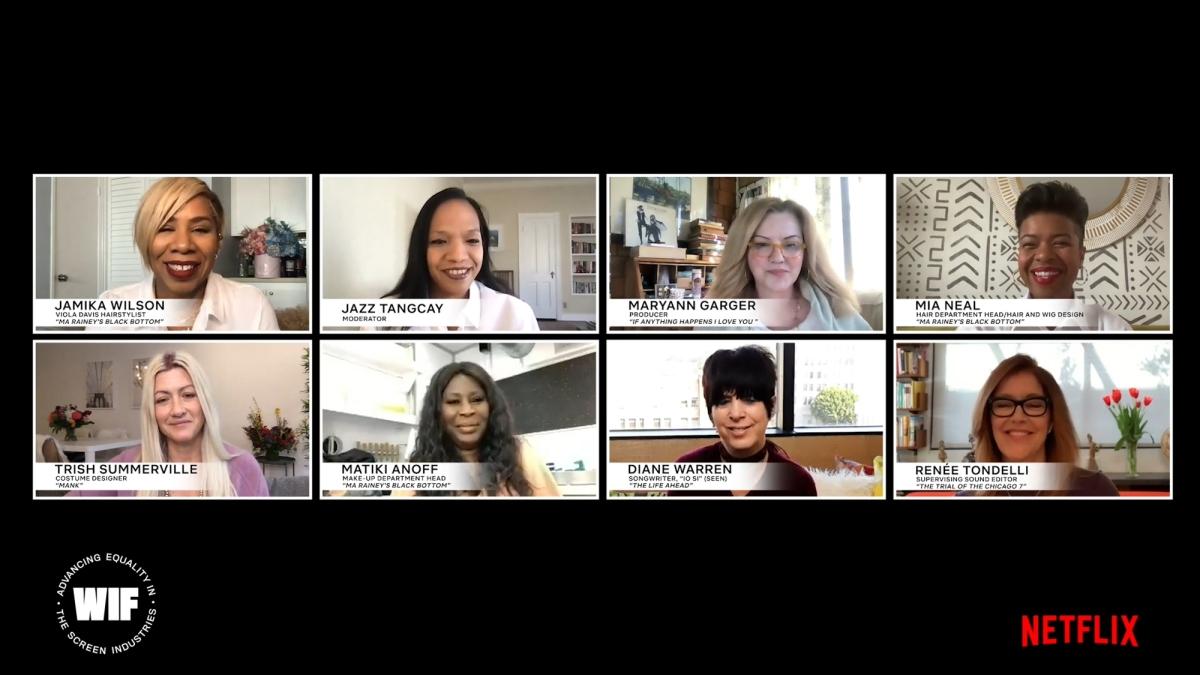 Netflix Presents a Women in FilmConversation