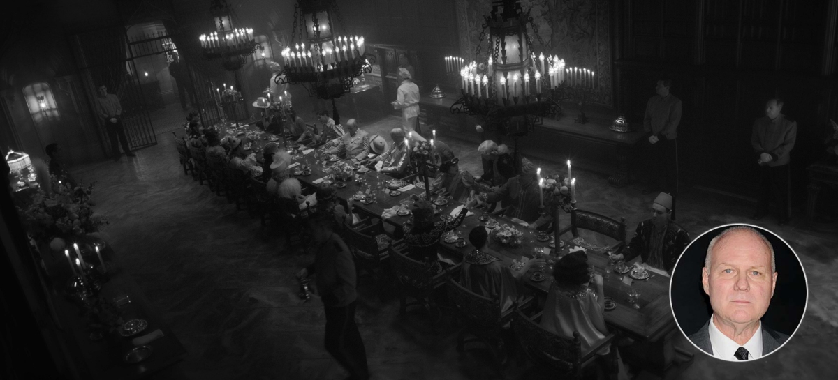How the 'Mank' Production Designer Re-created HearstCastle