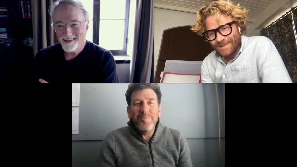 Shot Talk: Mank, with Director David Fincher and Cinematographer ErikMesserschmidt