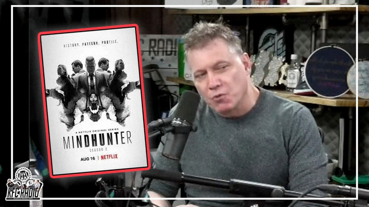 KFC Radio: Interview with HoltMcCallany