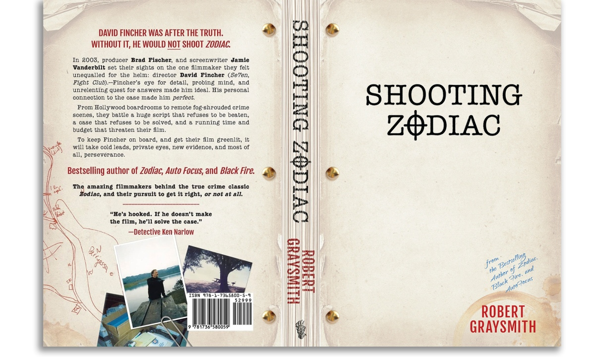 Shooting Zodiac. By RobertGraysmith